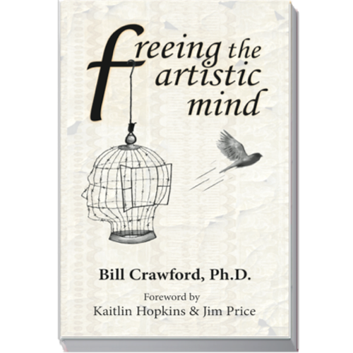 Freeing the Artistic Mind Paperback Book