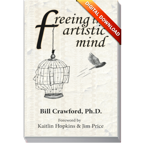 Freeing the Artistic Mind eBook