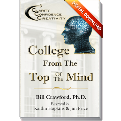 College from the Top of the Mind eBook