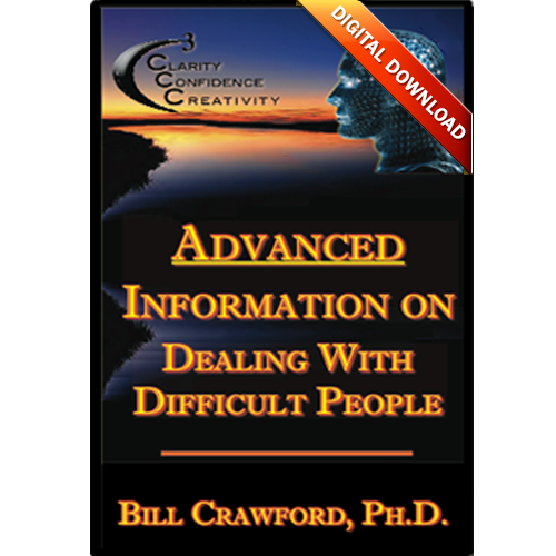 Advanced Information on Dealing with Difficult People Video Download