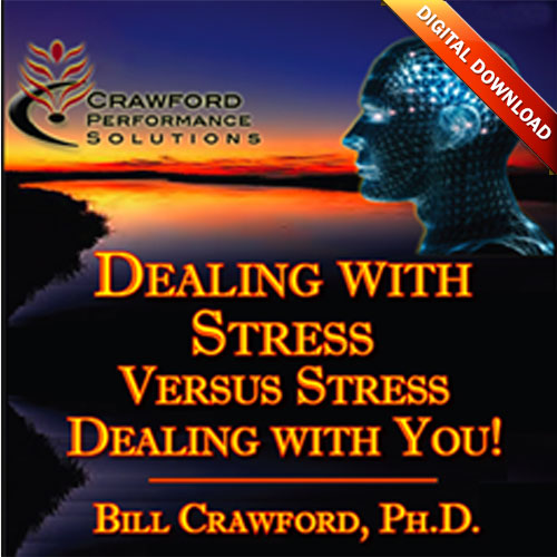 Dealing with Stress versus Stress Dealing with You Audio Download